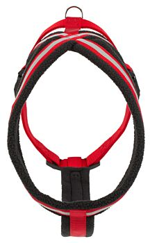 Comfy Harness Red Large