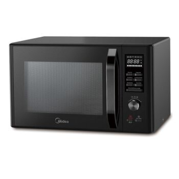Midea MMWV30B 30L Versa Convection Digital Black Microwave Oven