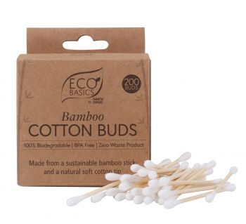 Eco Basics Bamboo Cotton Buds