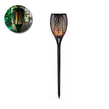 LED Outdoor Solar Torch Light