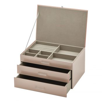 GABRIELLA Blush XL Jewellery Box