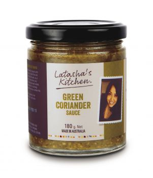 Green Coriander Sauce (Concentrate)