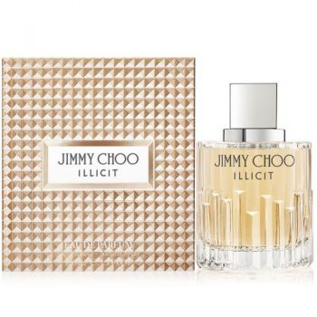 Illicit by JIMMY CHOO for Women (100ML) Eau de Parfum-BOTTLE