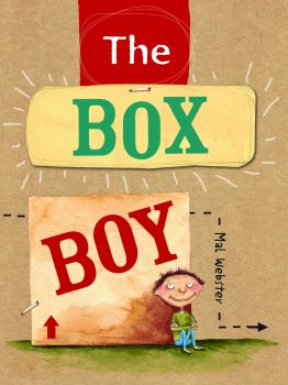 Books - WHB Books - The Box Boy