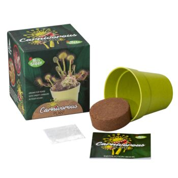 Carnivorous Plant | Grow Your own Carnivorous Plant