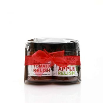 Grunds Gourmet Relish Gift Pack No. 1