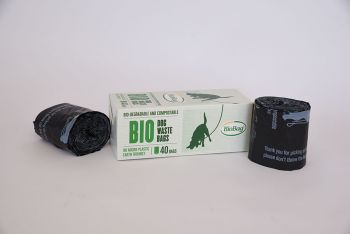 Biobag Dog On Roll Box (40 Bags Per Box)