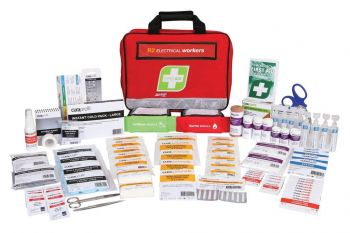 R2 Electrical Workers First Aid Kit Soft Pack