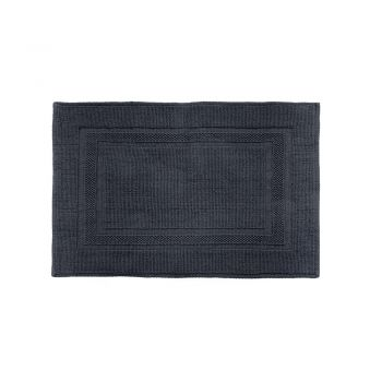 Cotton Deluxe Bath Mat Ink