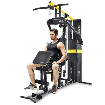Multi Station Home Gym System Weight Fitness Equipment Machine M5