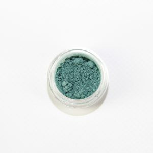 Cyan Matte Eye Shadow