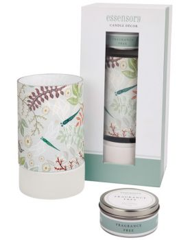 Candle Kit-Dragonfly By Alice Stevenson