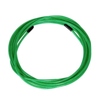 GND Skipping Rope Replacement Rope // Green 3mm