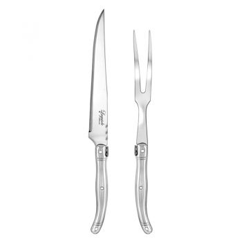 2p Carving Set Stainless Steel