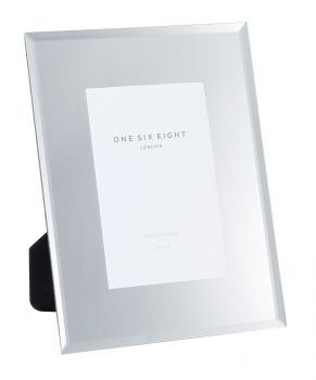 7 x 5 Mirror Glass Photo Frame