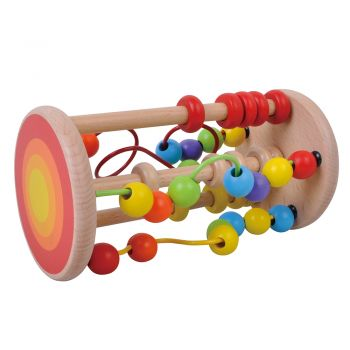 Wise Beads Swing Rattle
