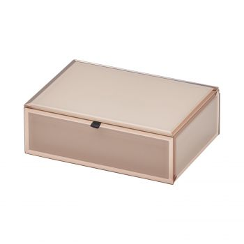 FLORENCE Blush Medium Jewellery Box