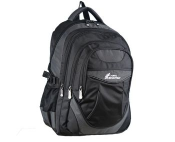 CAMEL MOUNTAIN BACKPACK GREY