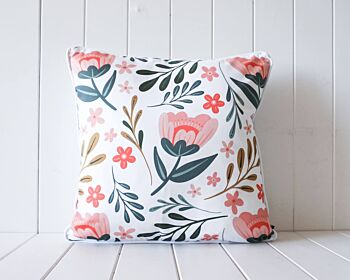 Indoor Cushion - Wildflowers - 45x45
