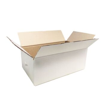 90 Mailing Boxes 270 X 160 X 100Mm Fits Into Australia Post 3Kg Satchel Large [Shipping Carton]