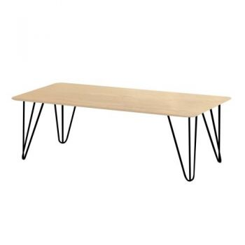Ceres Rectangular Coffee Table - Natural Oak