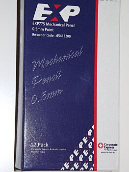 Mechanical Pencil 0.5 MM - Pack of 12