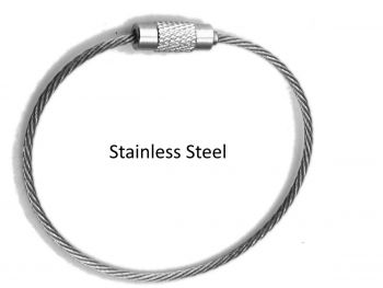 Tag Wire 1.5mm 200mm 7x7 G316 Stainless Steel TRADE PACKS
