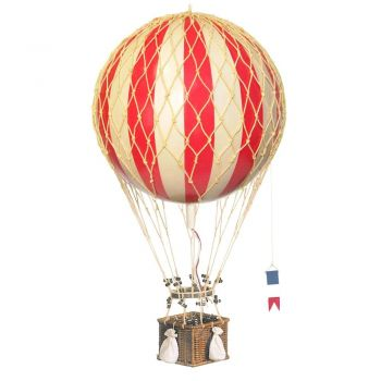 Royal Aero Hot Air Balloon Model - True Red