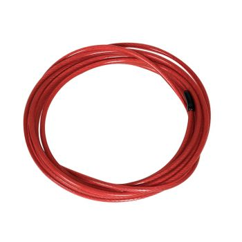 GND Skipping Rope Replacement Rope // Red 3mm