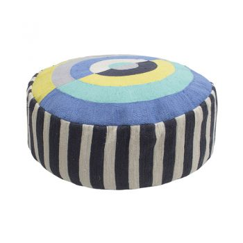 Spectrum Floor Cushion 55 x 18cm Fiesta