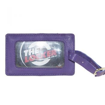 LT01 | Leather Luggage Tag