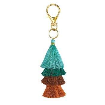 Waterfall Tassel Clip-Mexico By The Sea
