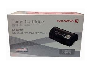 Fuji-Xerox DocuPrint M355DF / P355D / P365DW Black Low Yield Toner - Estimated Page Yield: 4,000 pages - CT201937