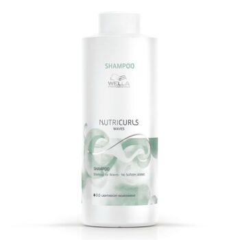 Wella Professionals Nutricurls Shampoo for Waves