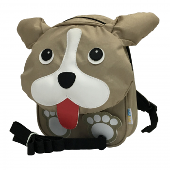 BibiKids Small Harness Back Pack with lead - PUPPY