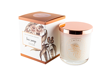 Elegance | Bamboo & White Lily, Candle