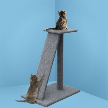 i.Pet Cat Tree Trees Scratching Post Scratcher Tower Condo House Furniture Wood 82cm