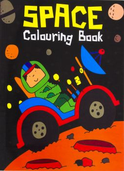 Book Colouring Boys Design 270mm x 197mm 56pg