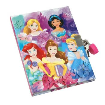 Princess Strawberry Scented Diary
