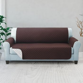 Artiss 1 2 3 Seater Sofa Cover Quilted Couch Covers Lounge Protector Slipcovers Coffee