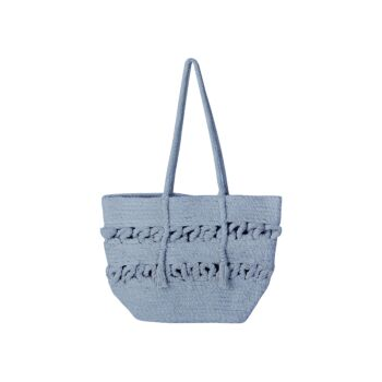 Moby Tote 50x35cm Blue