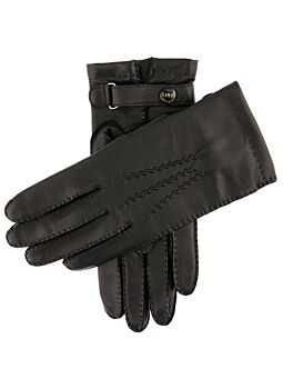 Men's Handsewn Cashmere Lined Leather Gloves - 7