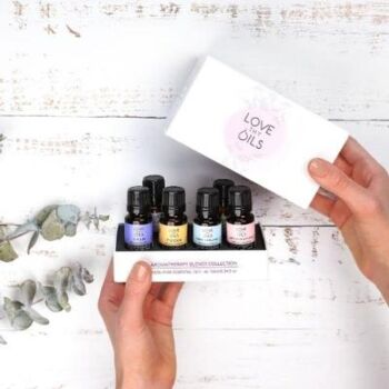 Pack of 6 Essential Oil Blends