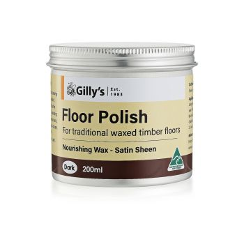 Floor Polish Dark 200ml