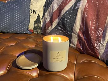 Premium Soy Candle (Large) - French Pear