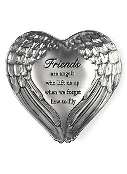 Angel Wing Dish Friends Are