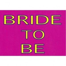 Gift Bag - Bride to Be
