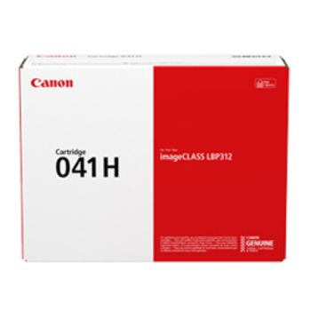 Canon CART041H Black Toner Cartridge - High Yield - Estimated page yield 20000 pages