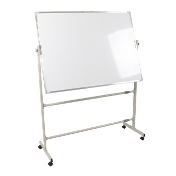 Mobile Magnetic Double Sided Magnets Stand White Board