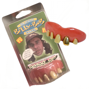 Billy Bob Teeth - Gold Assorted